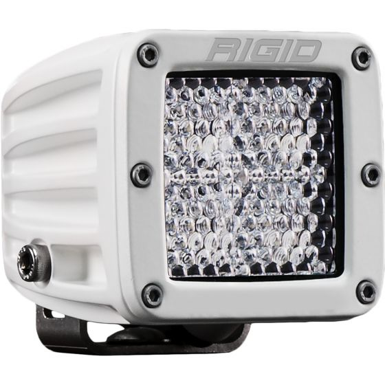 RIGID D-Series PRO Hybrid Diffused Surface Mount White 1 Lights 601513