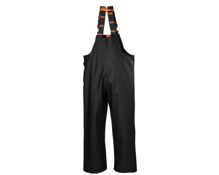 Helly Hansen Storm Rain Bib Pants 990 Black