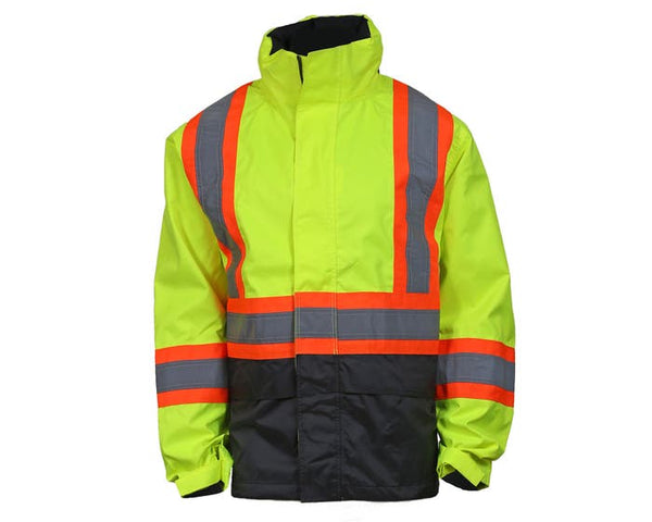 Helly Hansen Alta Shell Jacket 369 High Vis Yellow