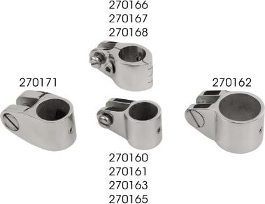 SEADOG 270167-1 SLIDE FITTINGS 1""