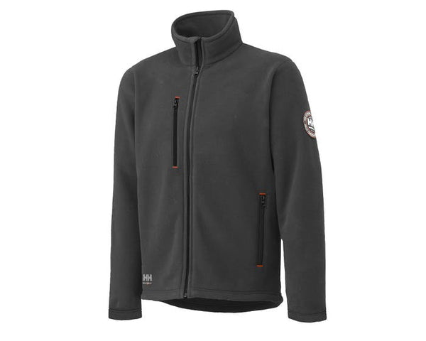 HH LANGLEY FLEECE 72112 GRAY SMALL