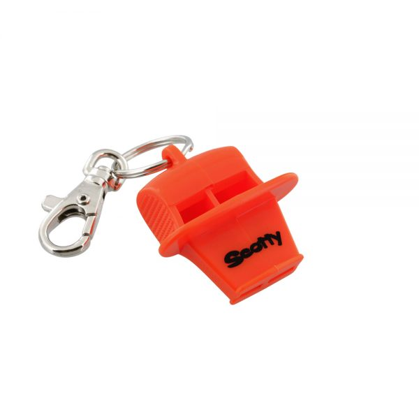 SCOTTY 784 LIFESAVER #1 SAFETY WHISTLE – PEALESS