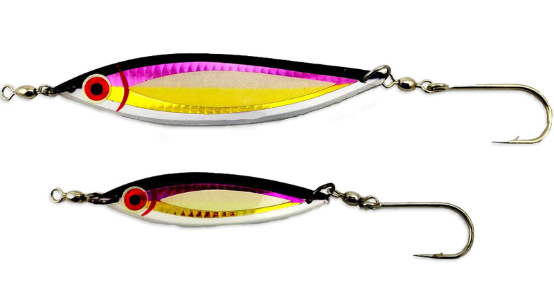 CJ Special Rigged Lure with Mustad 4/0 hook