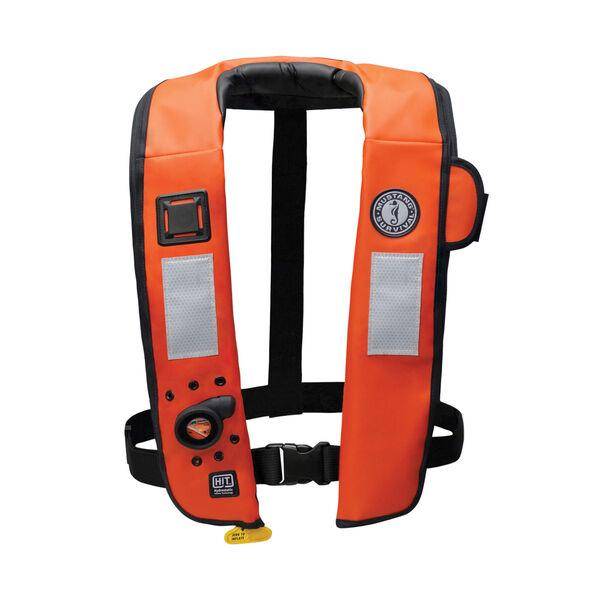 MUSTANG MD3157 HIT INFLATABLE LIFE JACKET ORANGE