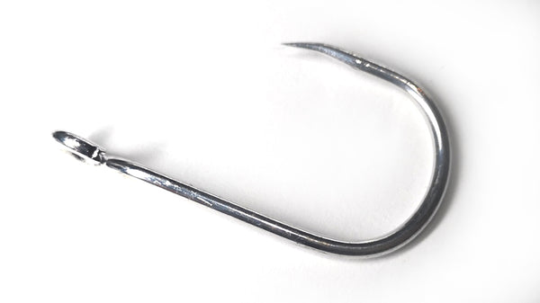 North Pacific Barbless Tin Clawpoint Hooks