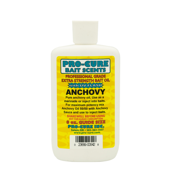 PRO CURE ANCHOVY OIL 8 OZ