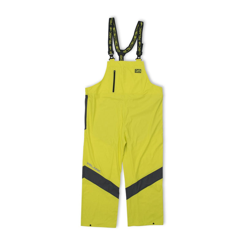 PELAGIC STORMBREAKER BIB SAFETY/CHARCOAL