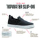 XTRATUF TOPWATER SHOE MEN'S