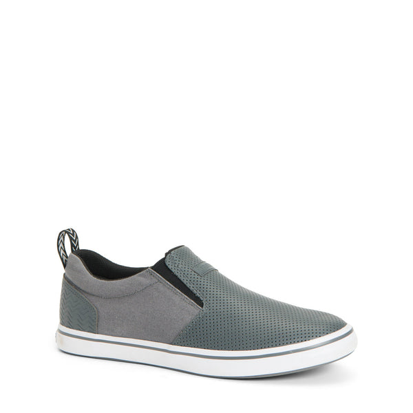 XtraTuf Men's Sharkbyte Perforated Leather Slip-On