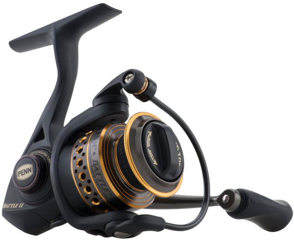 Penn Battle II Spin Reels