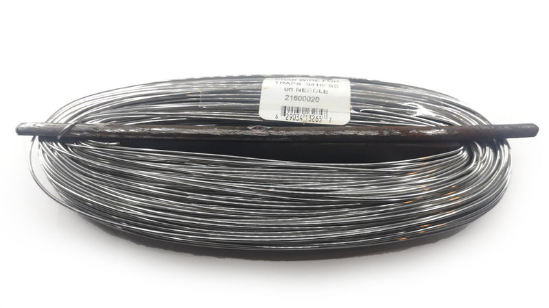 Crab Wire for Traps .041in Diameter Stainless Steel on Needle