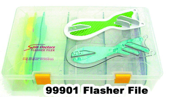 "Dreamweaver 11"" Paddle Flasher File"