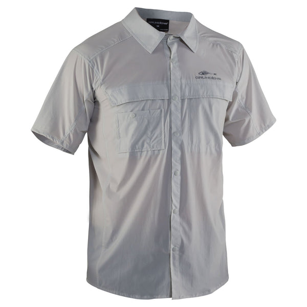 Grundens Hooksetter Short Sleeve Fishing Shirt