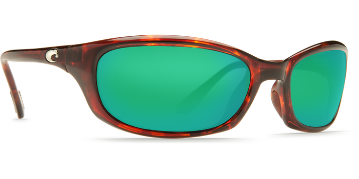 COSTA HARPOON TORT/580P GREEN MIRROR