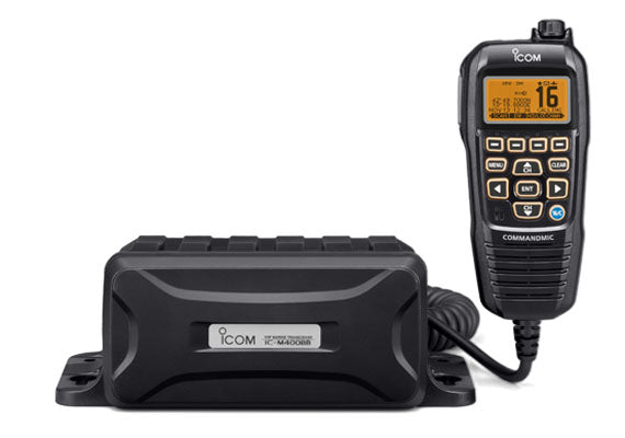 ICOM M400BB BLACK BOX VHF RADIO