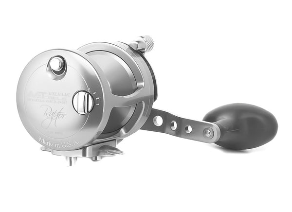 AVET MXL 6/4 MC RAPTOR TWO SPEED REEL
