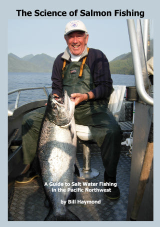 The Science of Salmon Fishing Book