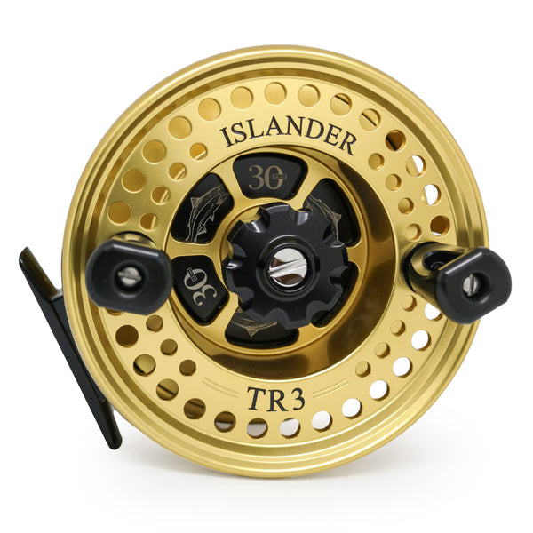 Islander TR3 Gold 30th Anniversary Edition