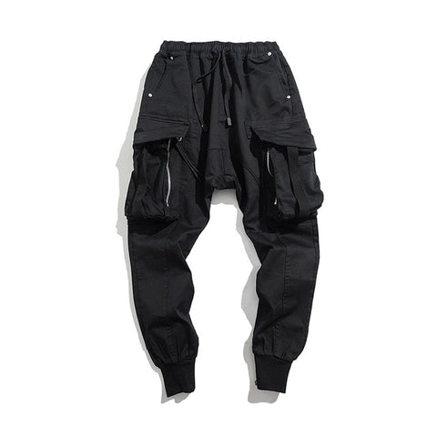 Big side pockets joggers