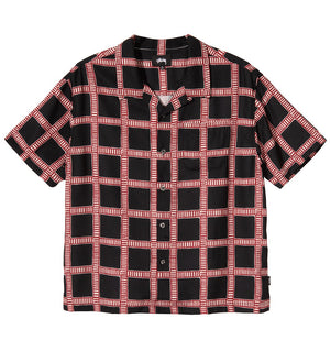 Load image into Gallery viewer, Hand Drawn Plaid Shirt