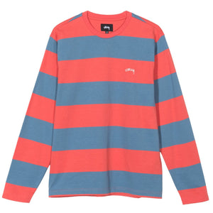 Load image into Gallery viewer, Bold Stripe LS Crew