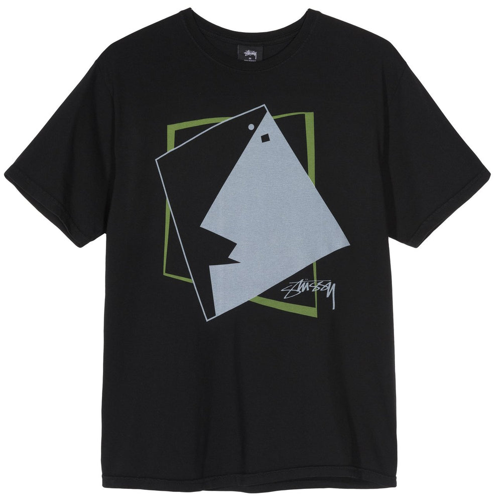 Square Face Pigment Dyed Tee