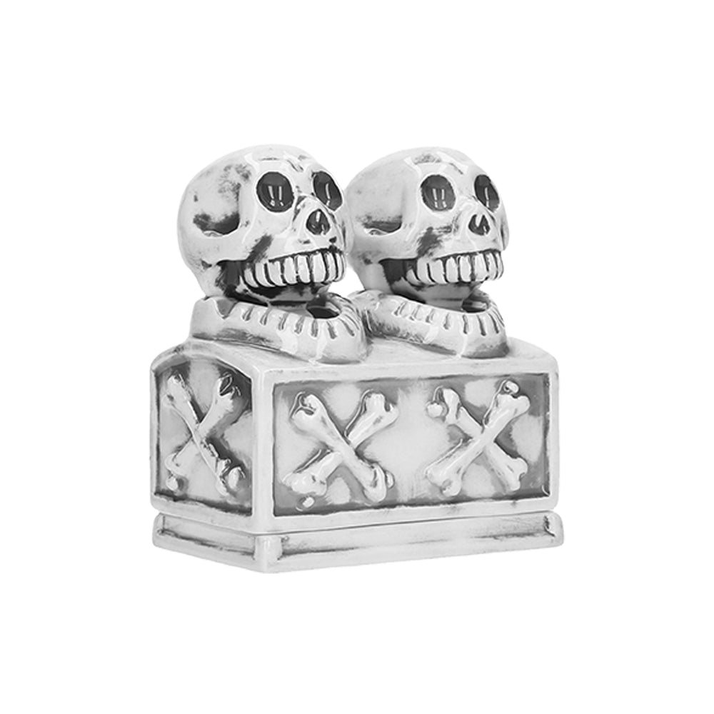 Booze Dual Skull / Ce-Incense Chamber