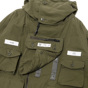 Load image into Gallery viewer, Tactical Smock / Cn-Jkt - INVINCIBLE