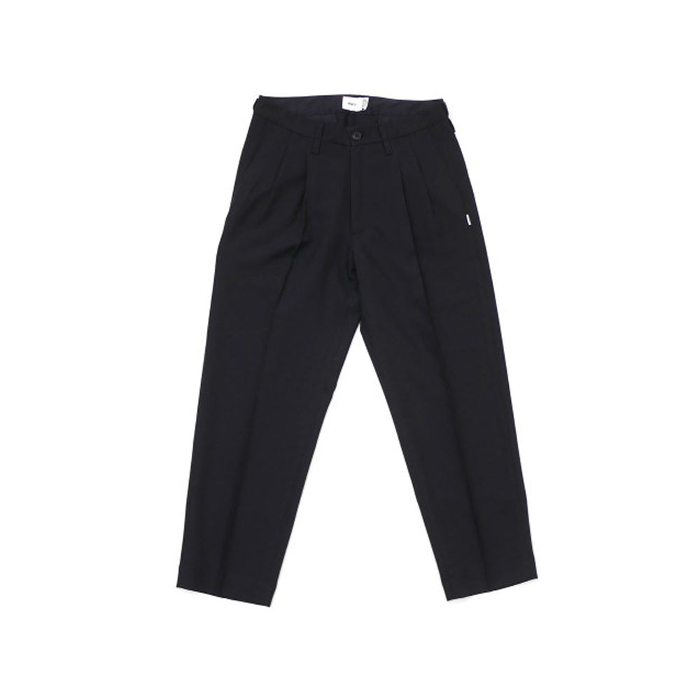Tuck 01 / Trousers. Poly. Twill