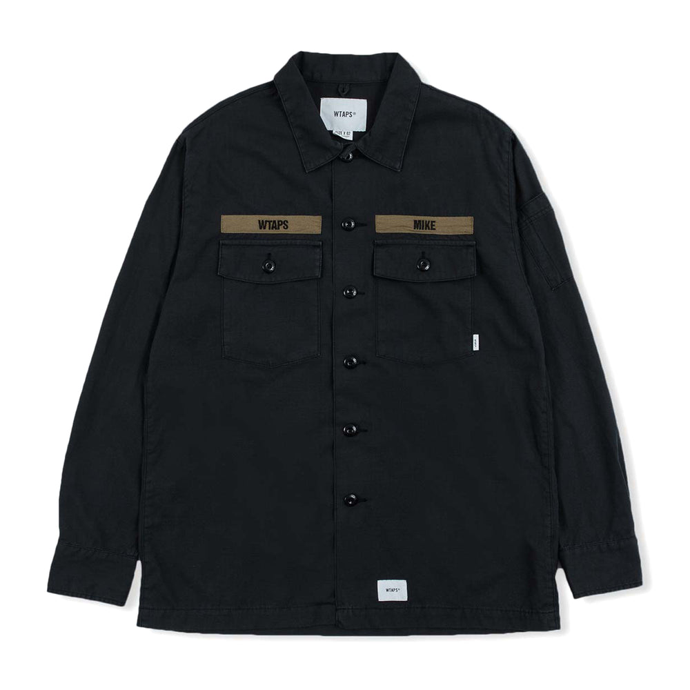 Buds Ls / Shirt. Cotton. Ripstop - INVINCIBLE