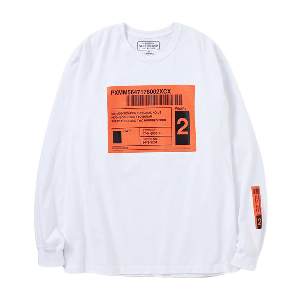 Spec / C-Tee . Ls - INVINCIBLE