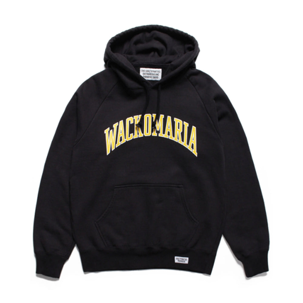 Washed Heavy Weight Pullover Hooded Sweat Shirt ( Type-6 )