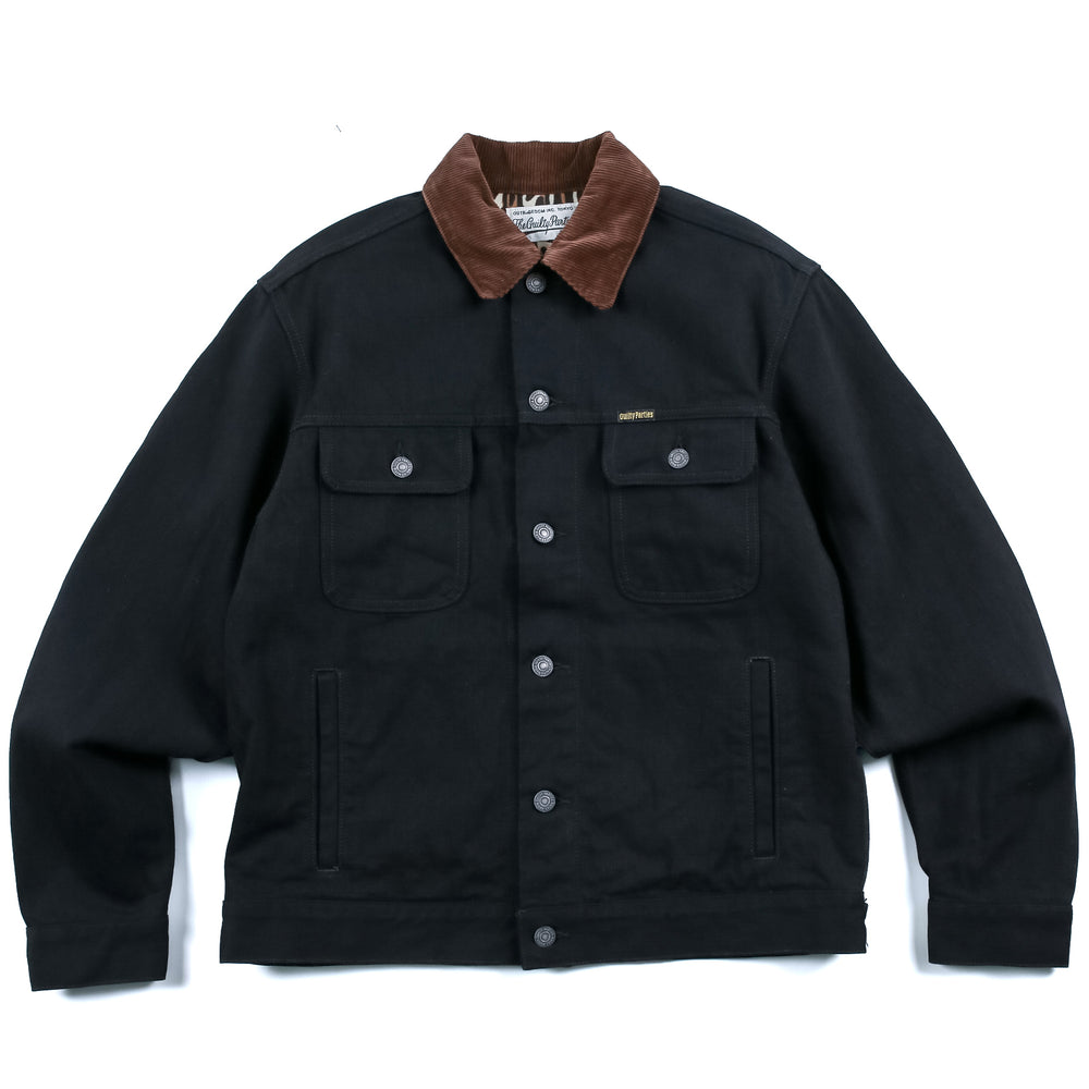 Denim Trucker Jacket -B- ( Type-2 )