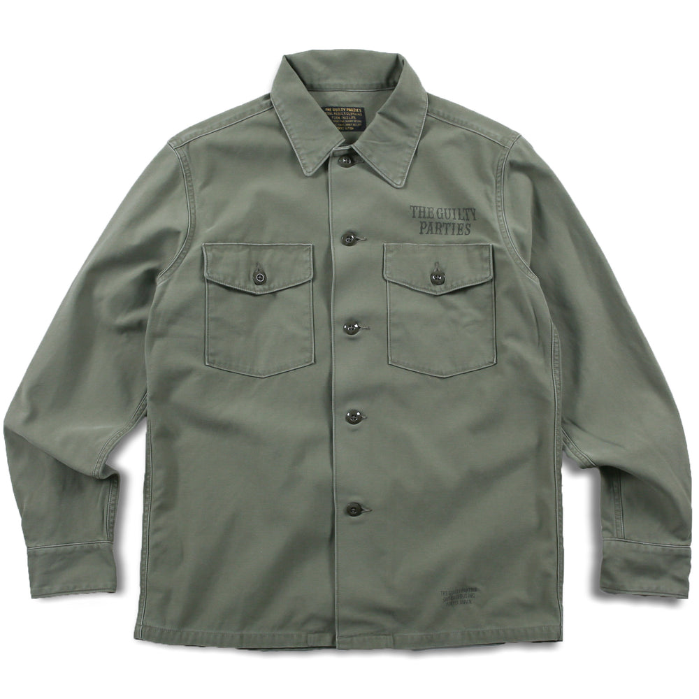 Old Army Shirt ( Type-1 )