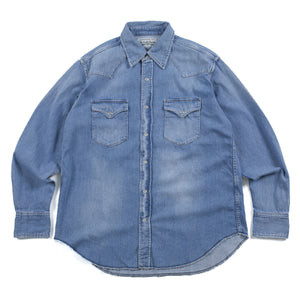 Load image into Gallery viewer, Denim Western Shirt ( Type-2 )