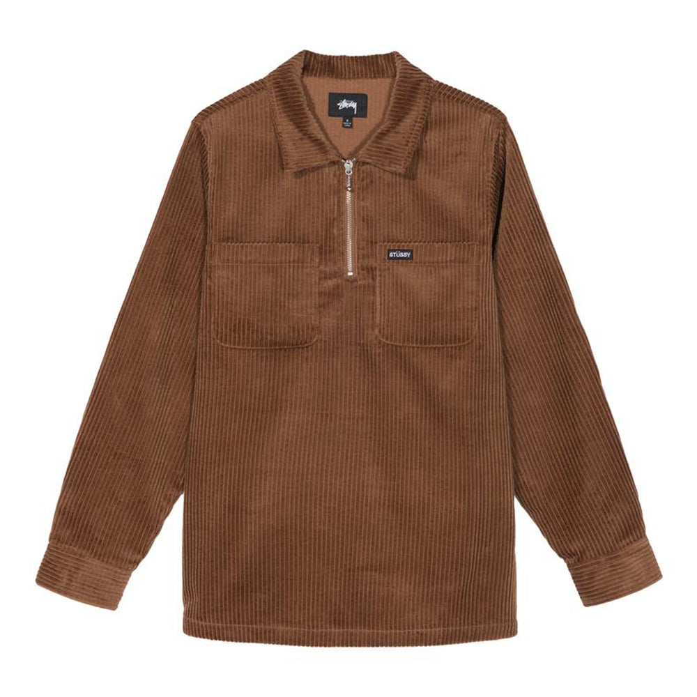 Garret Big Wale Cord Shirt