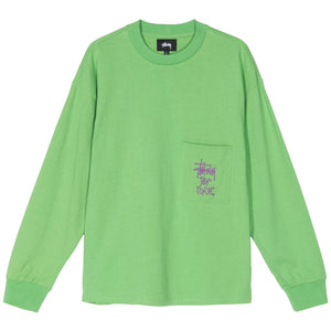 Sunset LS Pocket Tee