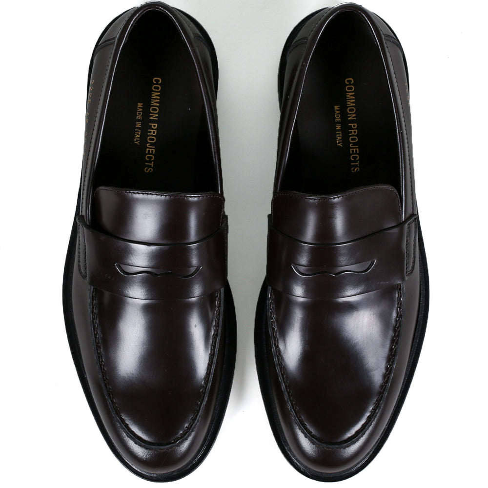 Load image into Gallery viewer, Loafer in leather