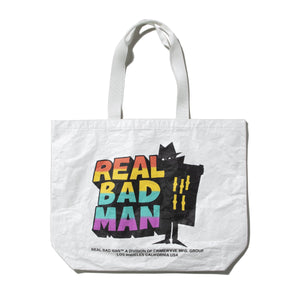 Load image into Gallery viewer, RBM Tyvek Tote Bag - INVINCIBLE