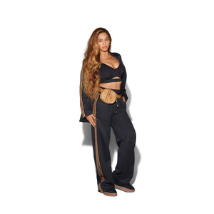Load image into Gallery viewer, Ivy Park x adidas 3-Stripes Suit Pants