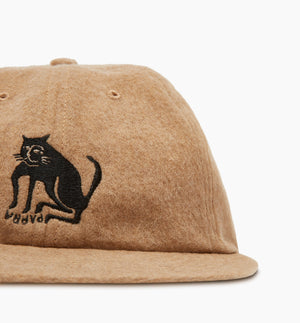 Load image into Gallery viewer, Cat Wool 6 Panel Hat