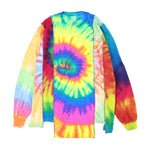 5 Cuts L/S Tee - Tie Dye - INVINCIBLE