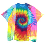 5 Cuts S/S Tee - Tie Dye - INVINCIBLE