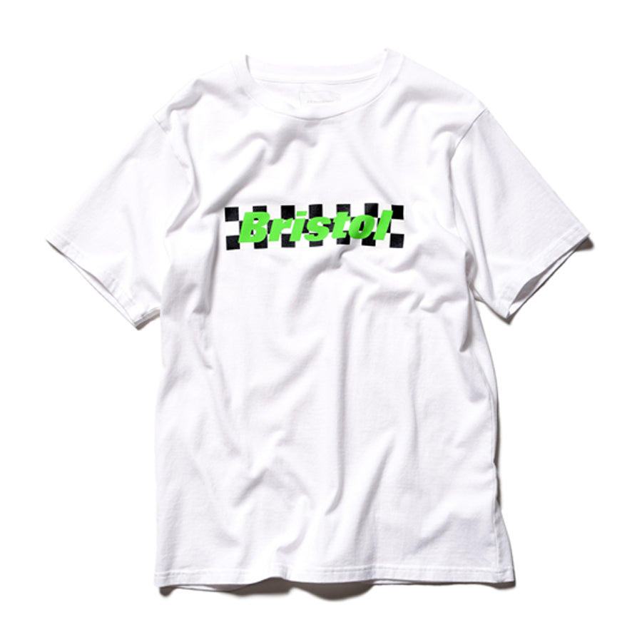 Checker Box Logo Tee