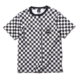 Checker Pocket Tee