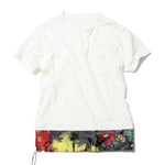 Fake Layered Pocket Tee - INVINCIBLE