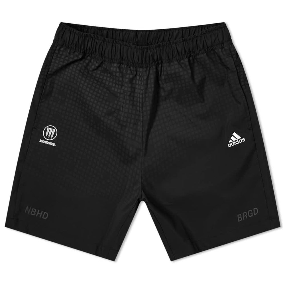 NBHD Run Shorts - INVINCIBLE