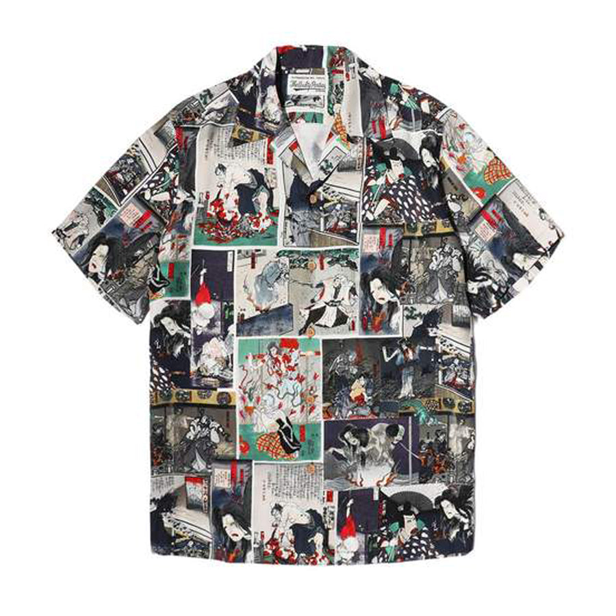 Hawaiian Shirt S/S ( Type-13 )