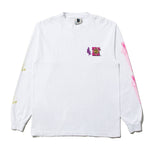 Irwin's Aliases L/S Tee - INVINCIBLE