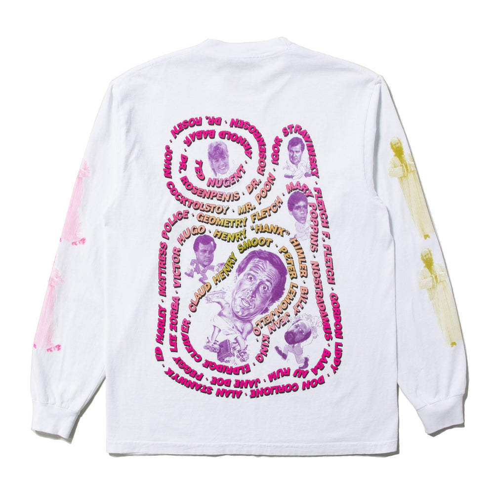 Load image into Gallery viewer, Irwin's Aliases L/S Tee - INVINCIBLE